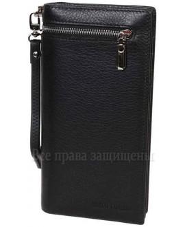 Бумажник бизнес-класса для нагрудного кармана из натуральной кожи для солидных мужчин MC-9006-A-BLACK-opt в категории купить оптом мужские кошельки Украина
