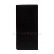 Мужской кошелек из высококачественной натуральной кожи черного цвета MD-22-304-opt в категории купить мужские кошельки оптом Киев