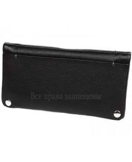 Стильный мужской кошелек для нагрудного кармана из натуральной кожи MD-556-A-opt в категории купить мужские кошельки оптом Винница