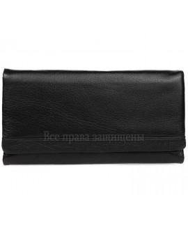 Стильный мужской кошелек для нагрудного кармана из натуральной кожи MD-601-A-opt в категории купить мужские кошельки оптом Одесса