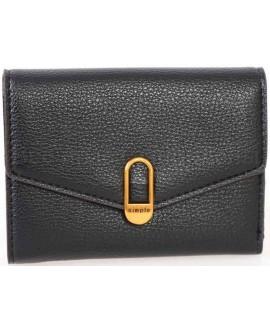 Модный женский кошелек черного цвета от Tailian T6002-001-BLACK