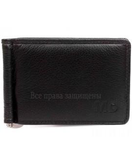 Зажим для денег из натуральной кожи для солидных мужчин MD-Leather (MD-1002-22-opt) в категории купить оптом мужские кошельки Украина