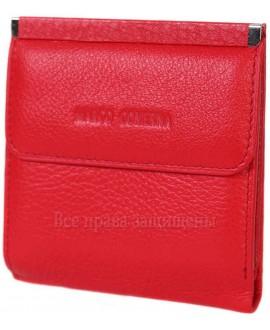 Модный женский кошелек из натуральной кожи MC-213B-RED-opt в категории купить женские кошельки оптом Киев