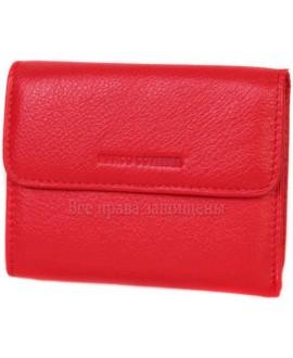 Женский бумажник из натуральной кожи красного цвета MC-2047-2-opt в категории купить оптом женские кошельки Одесса