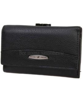 Стильный кошелек из натуральной кожи Tailian (T-711-BLACK-opt) в категории купить оптом женские кошельки Киев