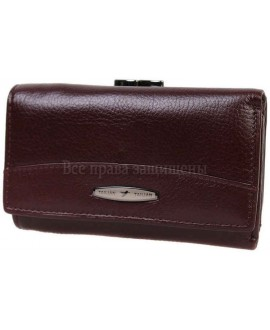 Стильный кошелек из натуральной кожи Tailian (T-711-CRIMSON-opt) в категории купить оптом женские кошельки Харьков