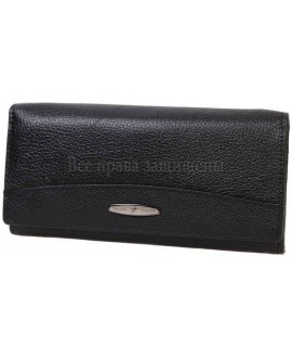Женский бумажник из натуральной кожи T-849-BLACK-opt в категории купить оптом женские кошельки Винница