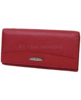 Женский бумажник из натуральной кожи T-849-RED-opt в категории купить оптом женские кошельки Ивано-Франковск