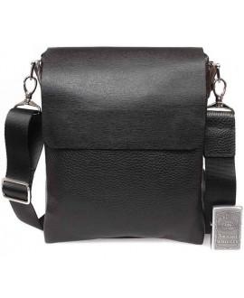 Кожаный мессенджер через плечо с клапаном av-4-5017 в категории сумки оптом одесса 7 км