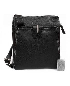 Мужская кожаная сумка премиум класса Украинского производства А5 av-2-2691 в категории мужские сумки оптом украина
