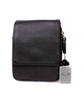 Небольшая кожаная сумка для повседневных вещей av-6-865 в категории сумки оптом Харьков от производителя