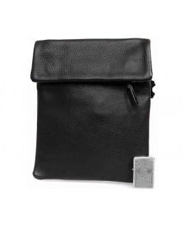 Мужская кожаная сумка формата А5 с плечевым ремнем av-3-8009 в категории сумки оптом одесса 7 км