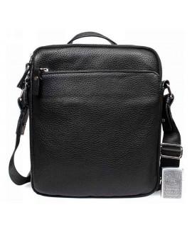 Мужская кожаная сумка формата А5 с ручкой av-30-3187 в категории сумки оптом одесса 7 км