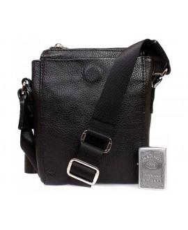 Небольшая мужская кожаная сумочка для водительских документов и прочих мелочей av-189 в категории кожаные сумки оптом