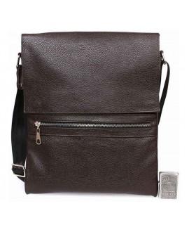 Сумка А4 коричневая из натуральной кожи коричневая av-93brown в категории мужские сумки оптом украина