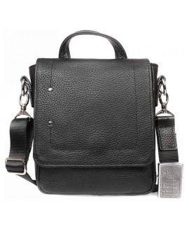 Престижная мужская кожаная сумка с ручкой и ремнем через плечо av-40-5187 категории мужские сумки оптом одесса