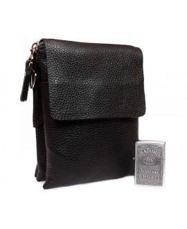 Стильная мужская кожаная сумка через плечо av-3-8721 в категории мужские сумки оптом украина