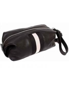 Кожаная мужская барсетка с ремешком av-3-921A в категории сумки оптом харьков барабашово